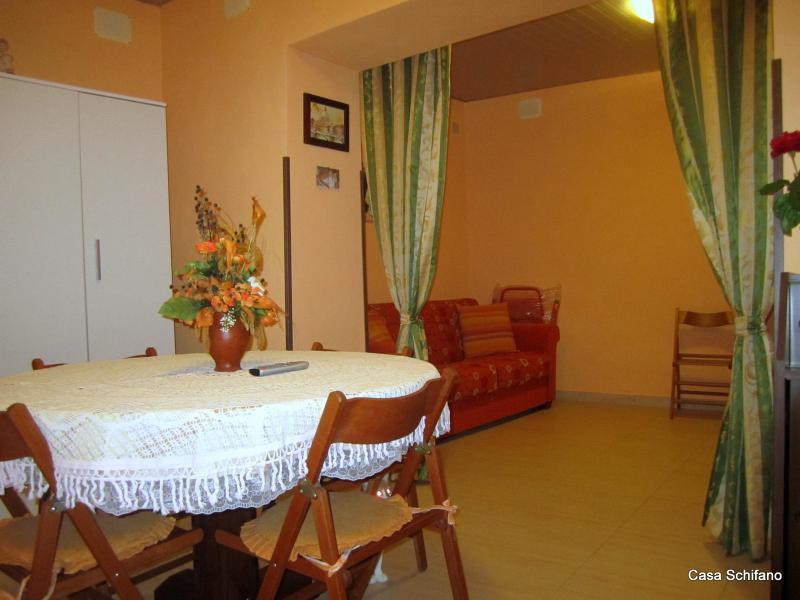 Monolocale nel  centro storico di Trapani, location de vacances à Casa Milazzo