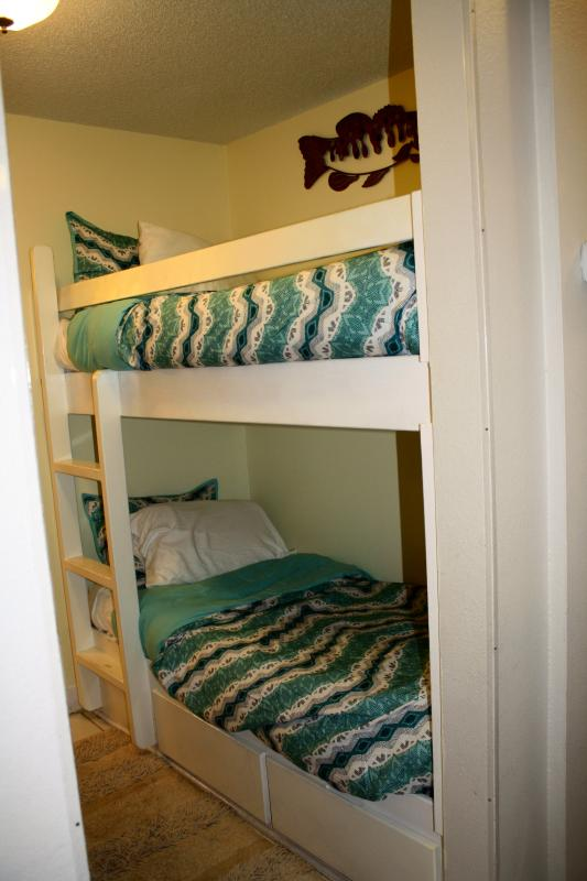 Brand new Bunk Mattresses and comforters- Sleep Like a Baby !!