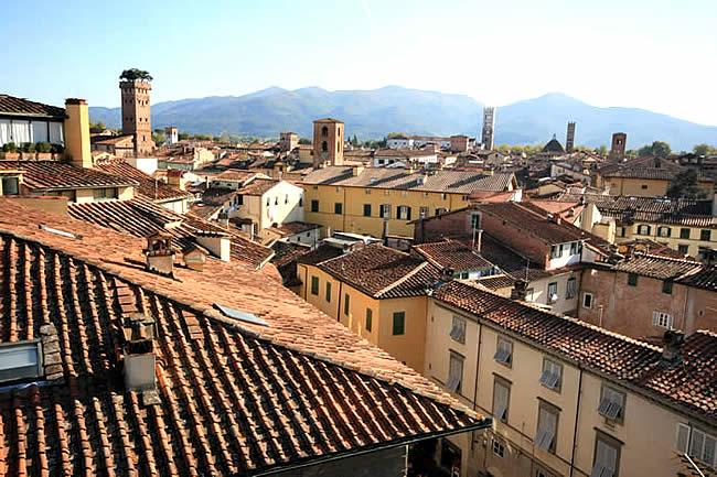 Lucca Historical Center Apartment w/ Private Tower, vacation rental in Lucca