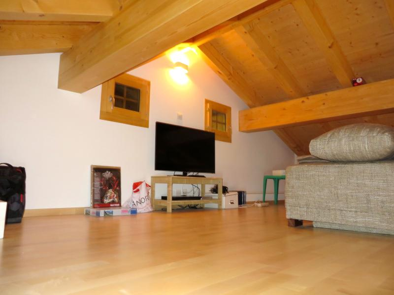 Mezzanine with sofa bed & TV / DVD & Cable - headphones provided