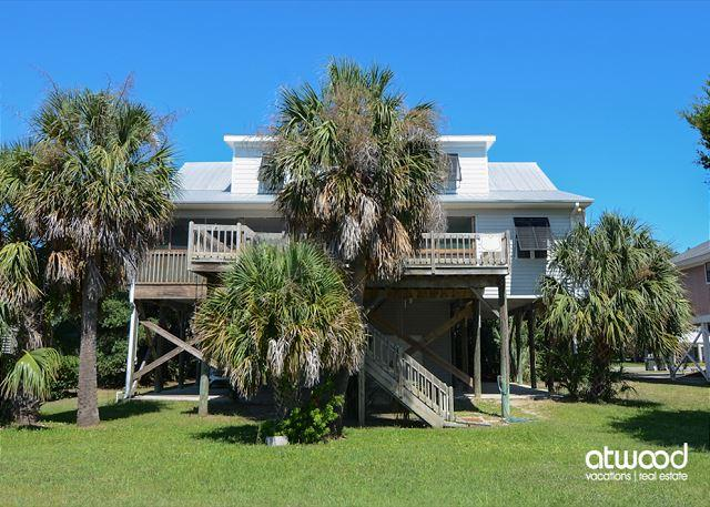 Summer House - Great Views, Easy Beach Access, Awesome Location, holiday rental in Edisto Island