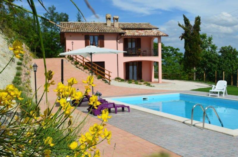 La Panoramica, holiday rental in Acqualagna