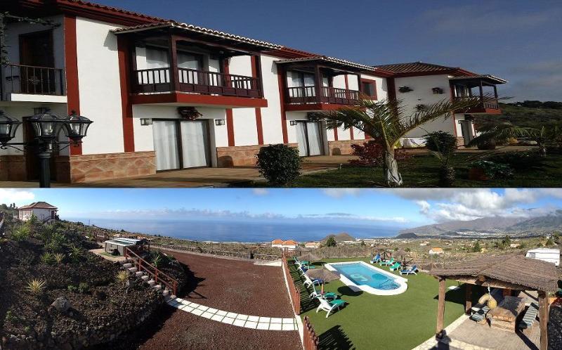 Apartamentos Fuente La Teja 1. Todo un Lujo Nuevos, location de vacances à Todoque