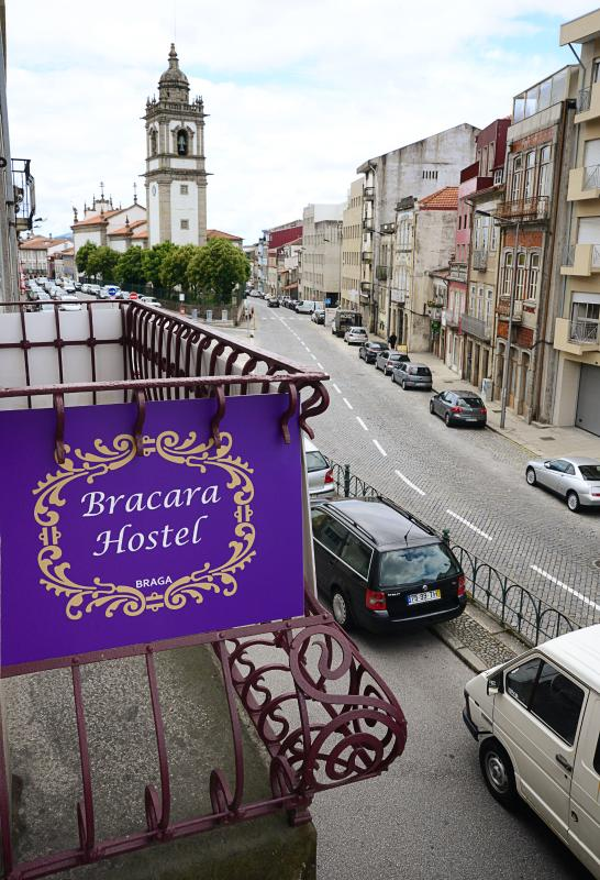 location appartement Braga Bracara Hostel