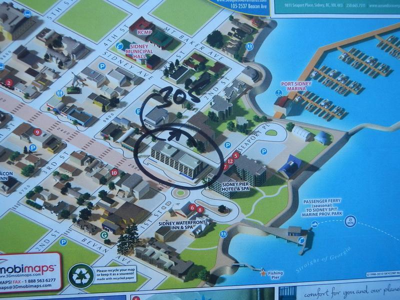 Ubicación junto a Pier Hotel, tienda de alimentos, restaurantes, etc.
