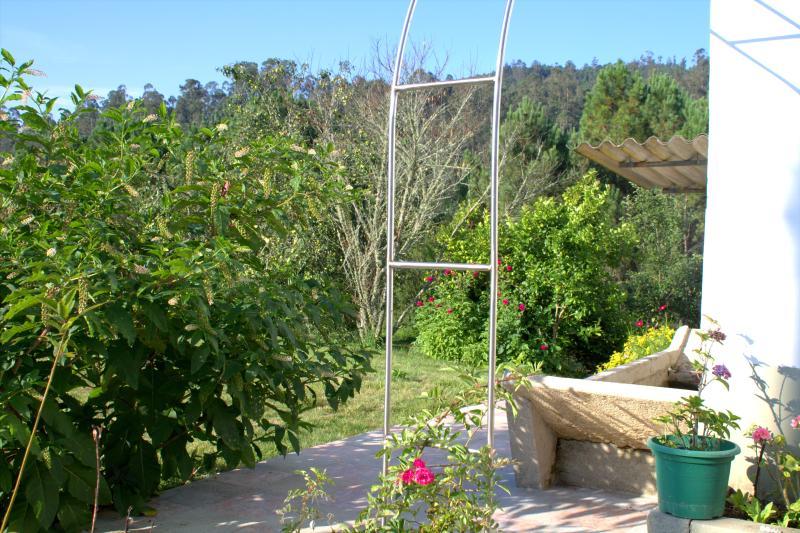 A Casa d'A Bouza, holiday rental in Negreira