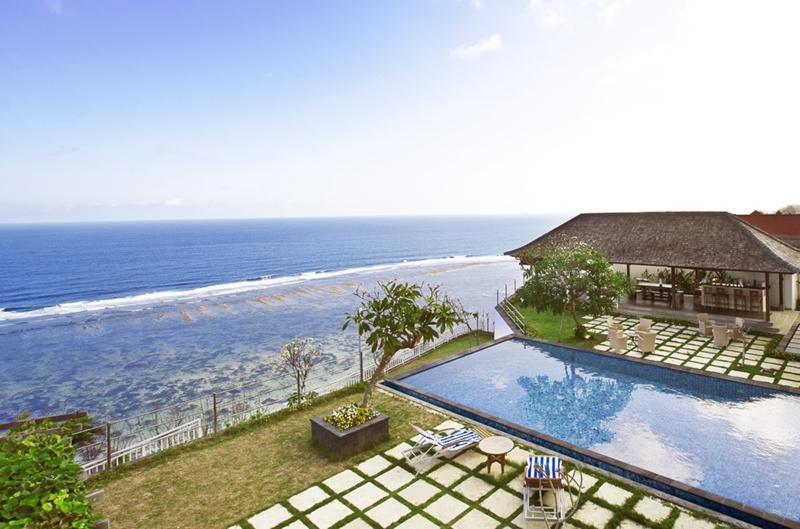 Villa vista oceano