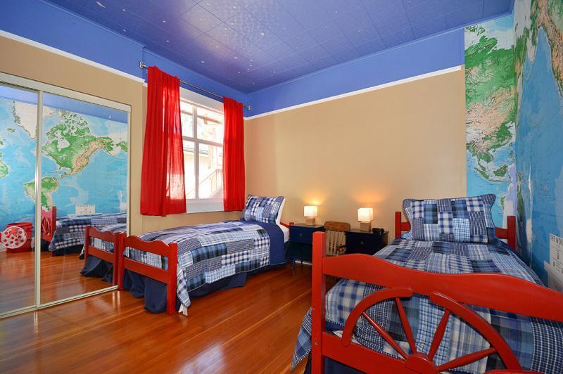 Great kids bedroom on main floor