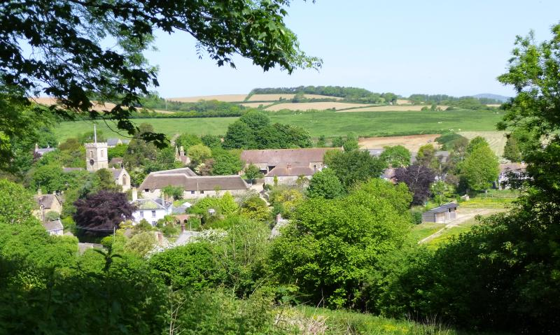The village of Symondsbury