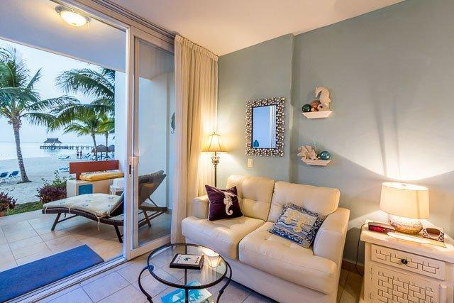Casita del Mar (5110) — New Everything, Residencias Reef, Buildi, vacation rental in Cozumel