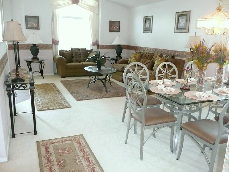 Large Beautifully Furnished Formal Lounge