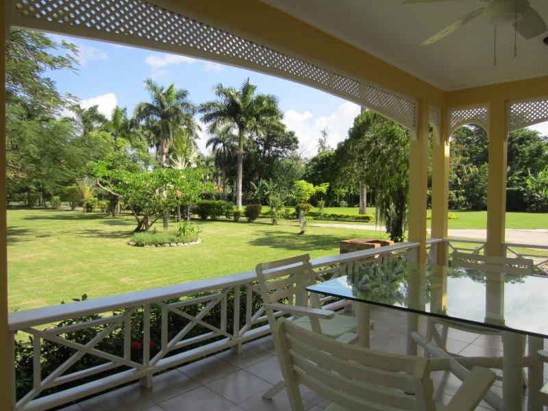 View from varandah