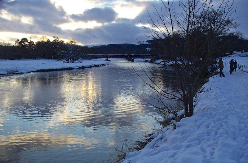 Snowy River Tweed
