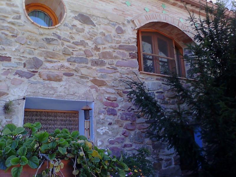 fachada patio y el 'teix'