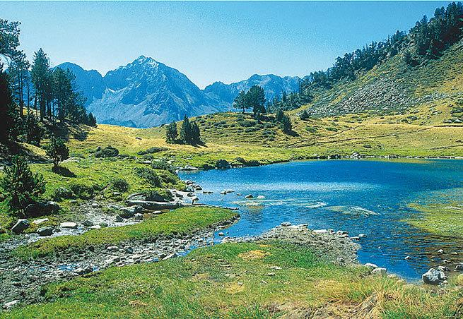 au coeur du parc national des Pyrénées