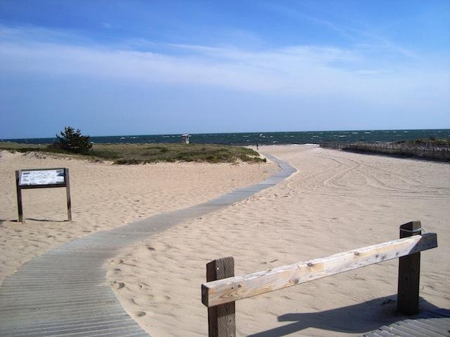 Bank Street Beach - Harwich Port Cape Cod New England Semesterbostäder