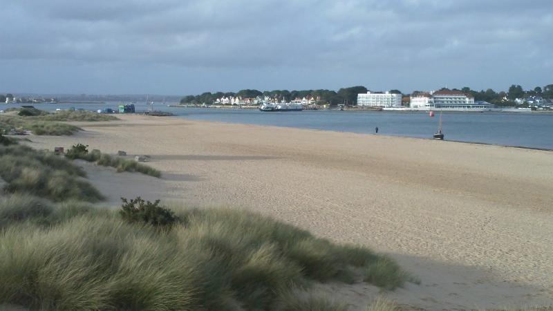 Amazing Studland beaches over the chain ferry, just a few minutes walk from Shore Point