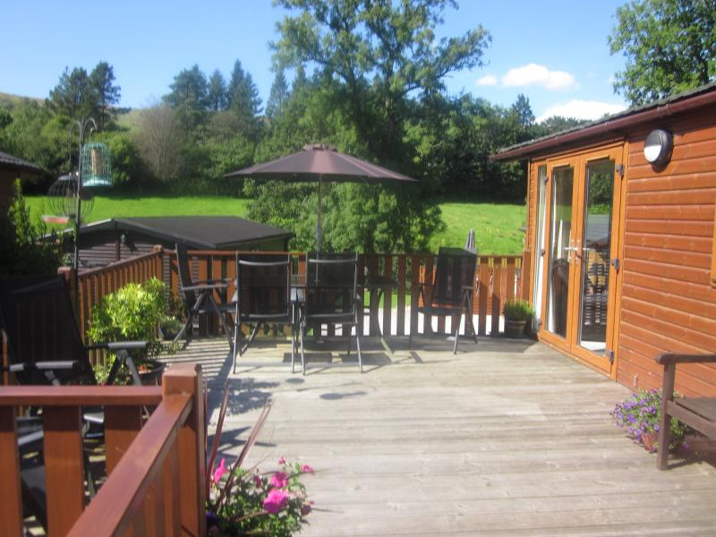 Badger's Way Lodge - a wonderful base to explore the English Lake District., holiday rental in Troutbeck