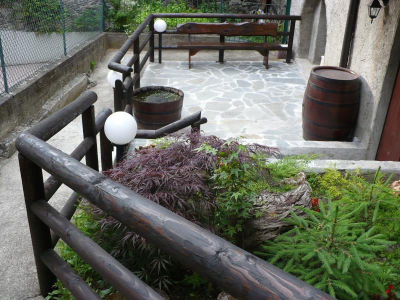 Casa vacanze Corteno Golgi Aprica, holiday rental in Monno