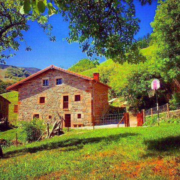 Casazarin, Selviejo, Luena, holiday rental in Cantabria