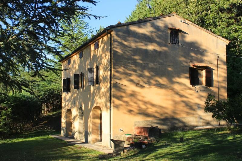 Villa Doretta, holiday rental in Montieri