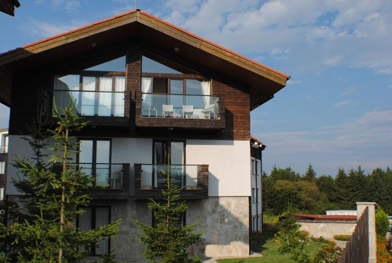 Chalet Sokol Front