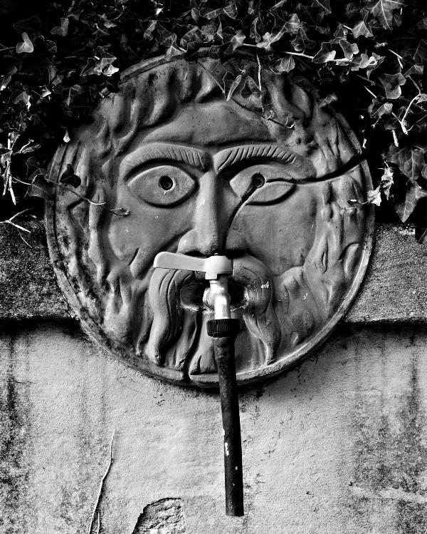 O pai das águas