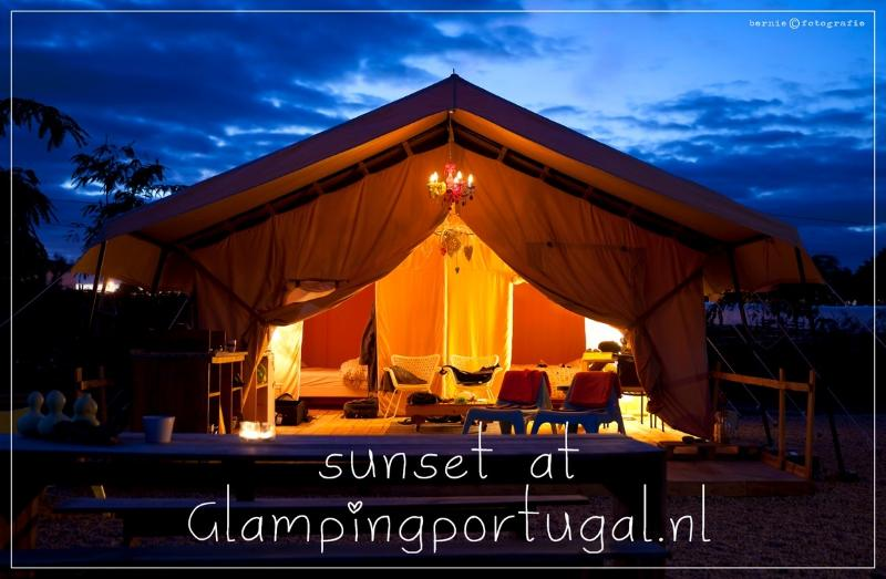 Glamping Portugal met 5 luxe  en sfeervolle lodgetenten, holiday rental in Garvao