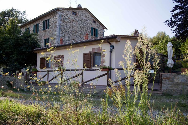 Casa Dei, casa vacanza a Monastero d'Ombrone