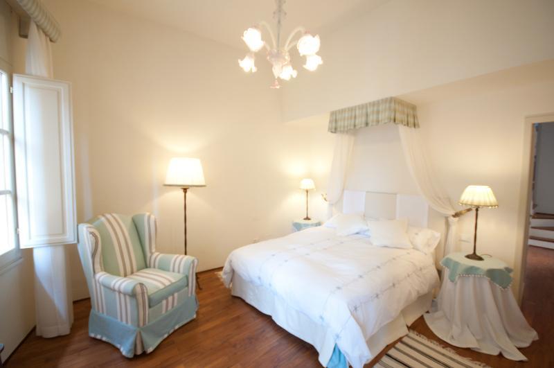 La blanca habitación - cama king size