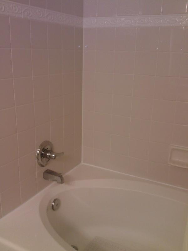 Soaking Tub Master Bath