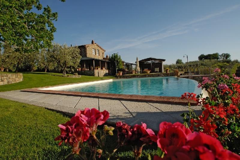 Agriturismo I Moraioli, alquiler de vacaciones en Bucine