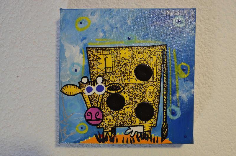Square Vaca