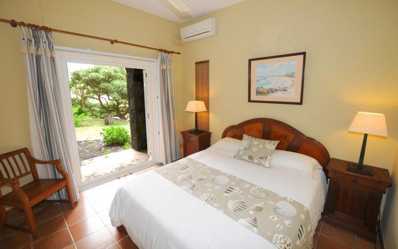 bedroom seaview