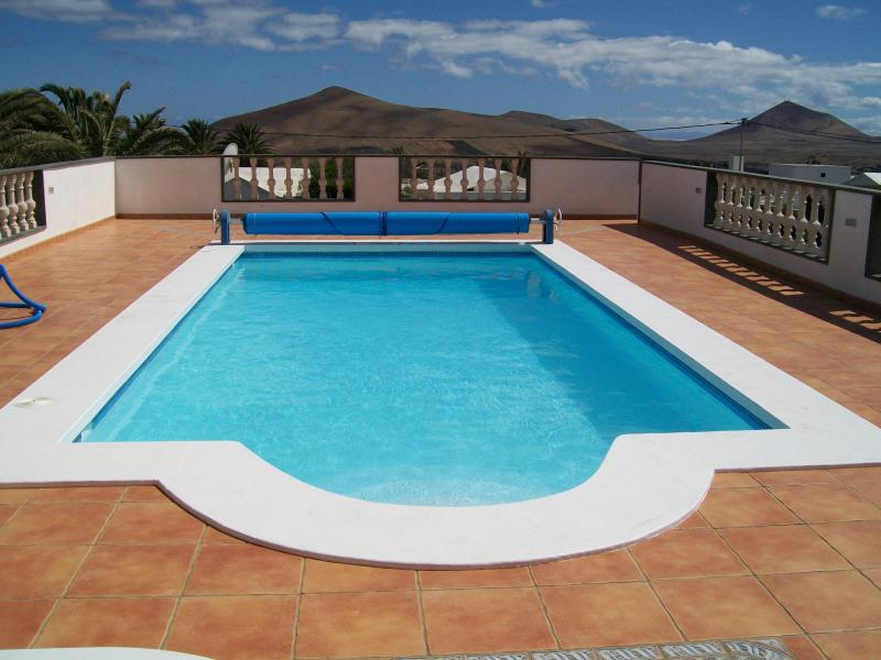 3 Bedroom Detached Villa in Nazaret, Lanzarote, vacation rental in Los Valles
