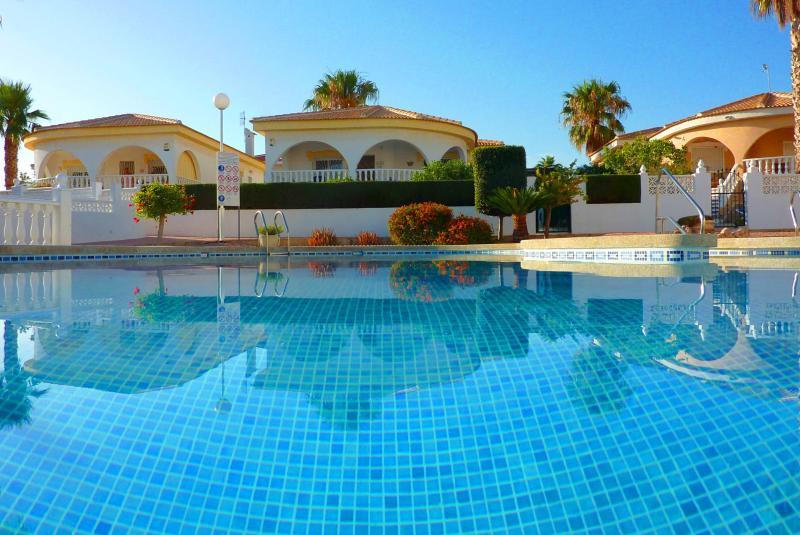 Villa AJ - Vacation rental - Monte Azul - Benijofar - Quesada - Costa Blanca - Spain