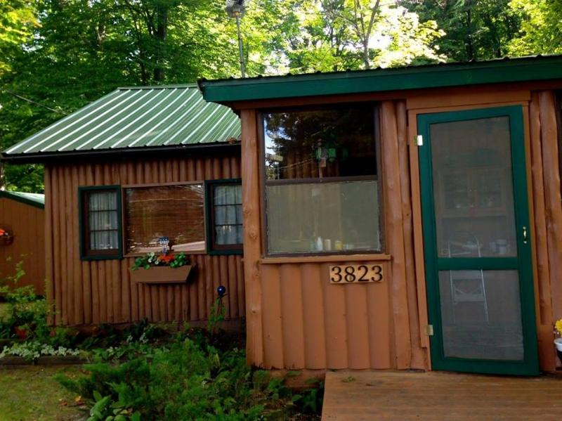 Adorable Cabin Duck Lake Peninsula (1 bedroom), vacation rental in Grawn