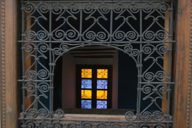 Zimmer die Fenster