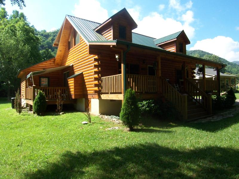 Country Cottage, vakantiewoning in Maggie Valley