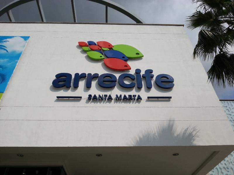 Arrecife Mall near Excalibur Penthouse