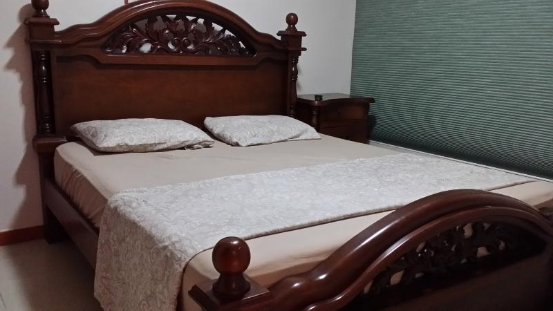 Queen Bed in Bedroom # 2
