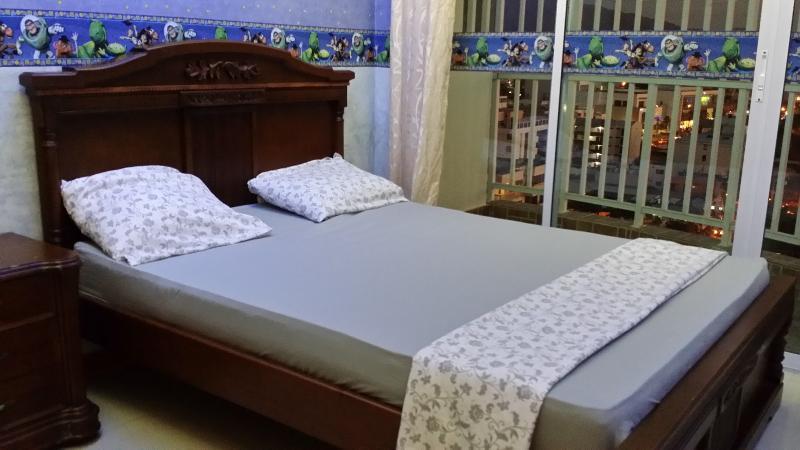 Double Bed in Bedroom # 3