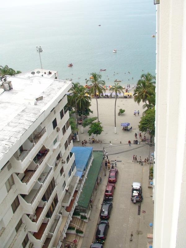 Balcony with Beach & Ocean View