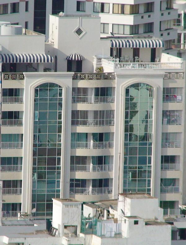 Excalibur Building