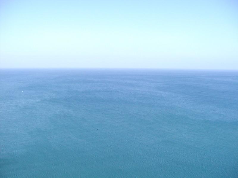 View of Ocean in Front of El Rodadero Beach