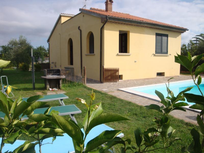villa AthenA Tuscany - Coast Etruschi - <sea & beach, aluguéis de temporada em Cecina