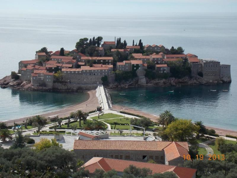Sveti Stefan, One of the most famous and prestigious places in Montenegro