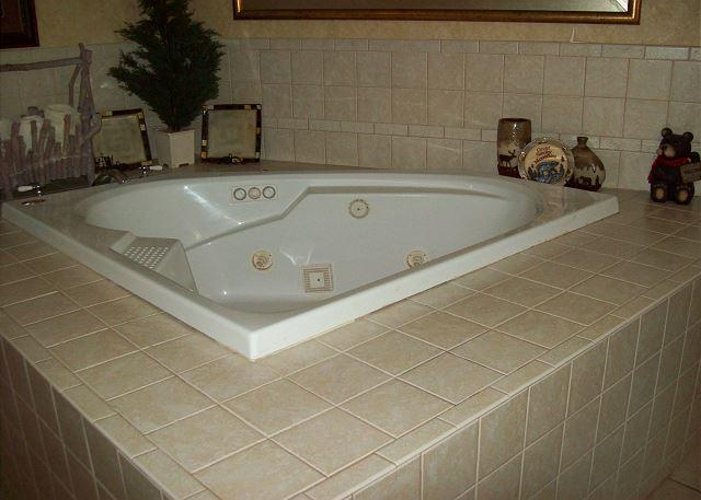 2 Person Jacuzz Tub