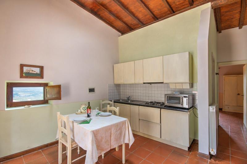 Apartment Casetta - Romena Resort, casa vacanza a Castel San Niccolo