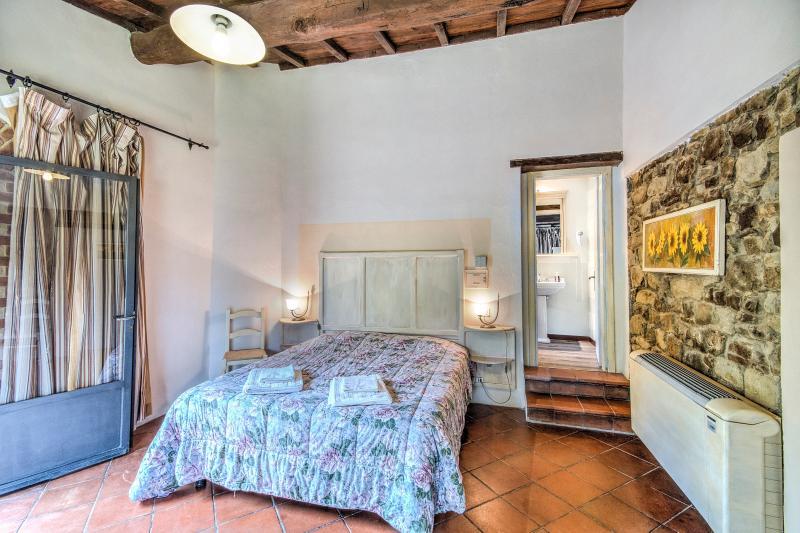 Double Bedroom Arcate - Romena Resort, holiday rental in Stia